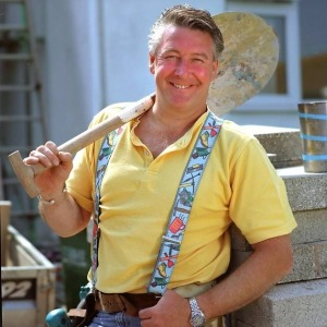 Tommy Walsh is a celebrity builder and television presenter.