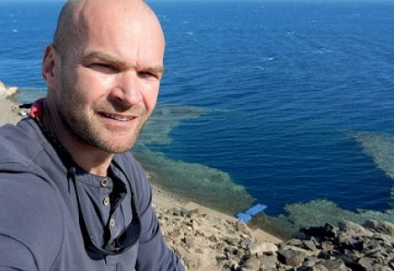06.03.14 - Monty Halls is a TV broadcaster, explorer and marine biologist.