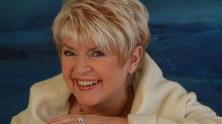15.07.13 - Gloria Hunniford, television and radio presenter spoke to 106.9 SFM's Roger Wrapson.