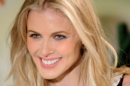 11.08.14 Donna Air - Television presenter and actress.