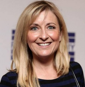 Fiona Phillips (born Canterbury in Kent) is a journalist, broadcaster and television presenter.