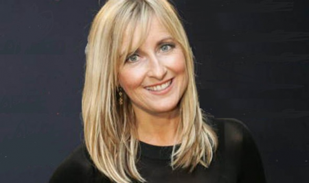 10.04.18 Fiona Phillips - journalist, broadcaster and television presenter. She is best known for her presenting roles with the ITV Breakfast programme GMTV Today.