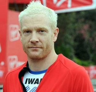 04.06.13 & 18.01.13 -  Iwan Thomas MBE is a former Team GB 400m star.