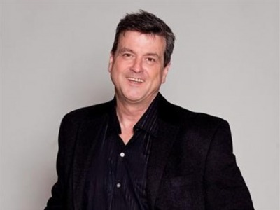08.08.13 - Les McKeown, 70's heart-throb and lead singer from The Bay City Rollers.