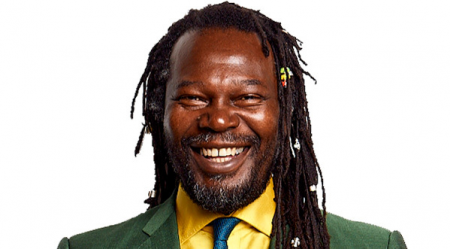 05.04.18 Levi Roots - (Keith Valentine Graham) British-Jamaican reggae musician, television personality, celebrity chef and businessman