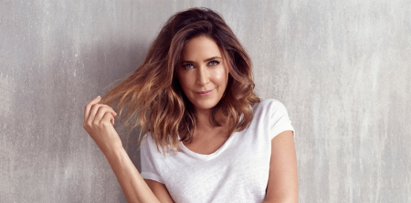 02.02.18 Lisa Snowdon - television and radio presenter and fashion model. She was the host of the Living TV reality television show Britain's Next Top Model from 2006 until 2009
