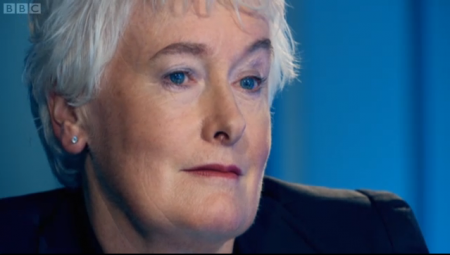 21.09.16 Margaret Mountford - lawyer, businesswoman and television personality best known for her role in the BBC1 series 'The Apprentice'.