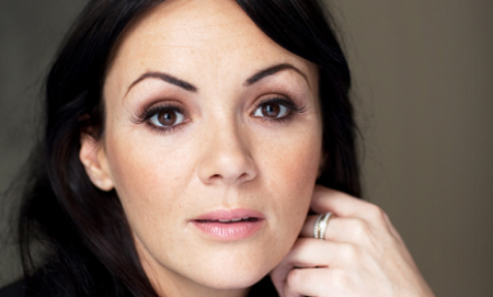 20.05.15 - Martine McCutcheon, actress, singer, television personality and West End performer.