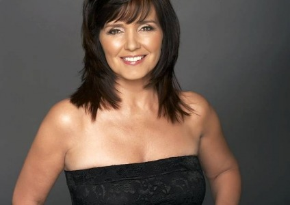 06.06.13 - Maureen Nolan one of the sister from the pop group The Nolans.