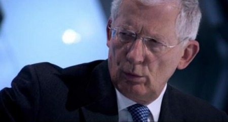 02.03.17 Nick Hewer - TV presenter and Lord Sugar's former adviser on BBC TV's 'The Apprentice'.