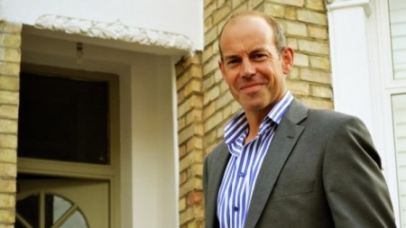 "24.01.17 Phil Spencer - TV presenter and journalist, best known with his on-screen partnership with Kirstie Allsopp as a co-presenter on the Channel 4 property show ""Location, Location, Location""."
