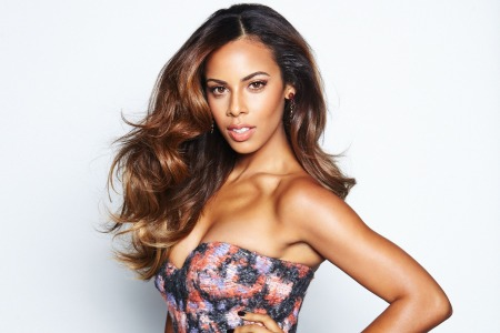 18.10.17 Rochelle Humes -  singer and television presenter, best known for her work in pop groups S Club 8 and The Saturdays.