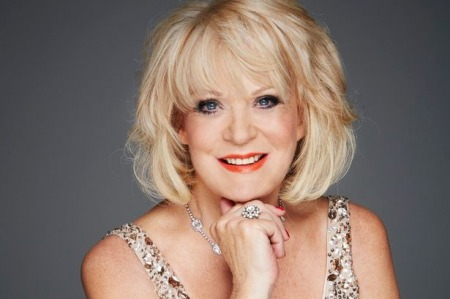 16.11.17 Sherrie Hewson - actor, TV presenter and novelist. Best known for her roles on ITV's Loose Women, Coronation Street and Benidorm.