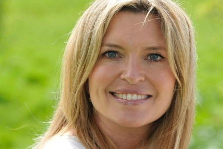 "27.03.14 - Tina Hobley, best known for her role as feisty Ward Sister, Chrissie Williams in the BBC medical drama ""Holby City""."