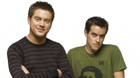 "12.01.18 Dick And Dom -  a comedy double act consisting of the presenters Richard ""Dick"" McCourt and Dominic ""Dom"" Wood. They are primarily known for presenting Children's BBC in the 1990's."