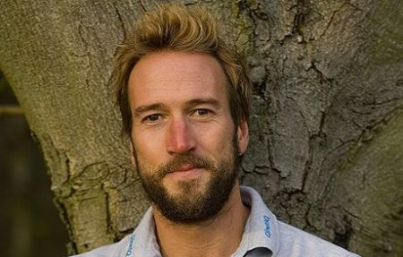 17.10.13 - Ben Fogle, TV Presenter and Explorer.