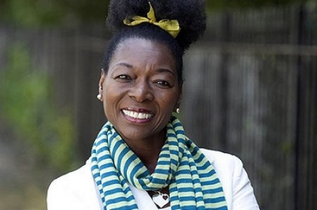 27.11.13 - Floella Benjamin, or Baroness Benjamin OBE, actress, author, TV presenter, singer, businesswoman and politician.