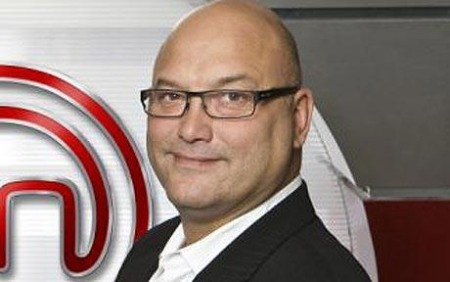 "29.01.13 - Greg Wallace, media personality, former greengrocer and co-presenter of ""MasterChef"" on BBC TV."