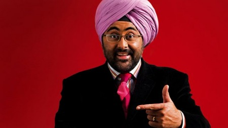 Hardeep Singh Kohli is a British writer, radio and television presenter