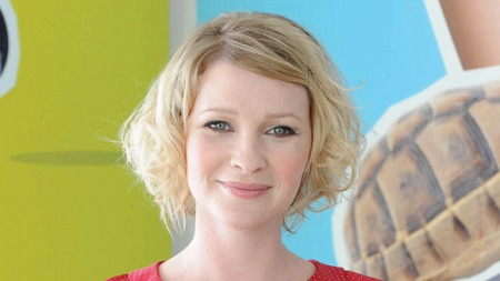 Joanna Page  best known for her role as Stacey in TV series Gavin & Stacey