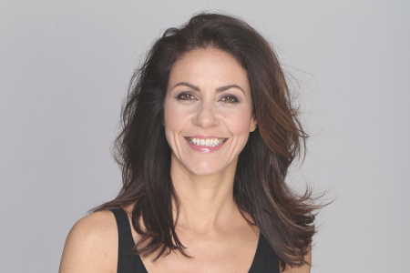 21.03.17 Julia Bradbury - television presenter specialising in documentaries and consumer affairs.
