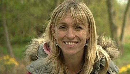 11/11/13 - Michaela Strachan, television presenter.