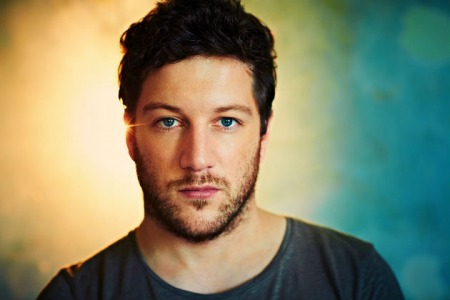 "13.03.14 - Matt Cardle, ahead of the release of his new single ""Hit My Heart"""