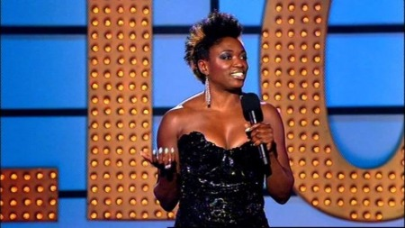 "28.07.17 Yewande ""Andi"" Osho - stand-up comedian and actress."