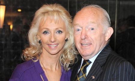 "06.10.14 - Paul Daniels & Debbie McGee talking about their latest tour ""Back Despite Popular Demand"", stopping off at Maidstone's Hazlett Theatre."