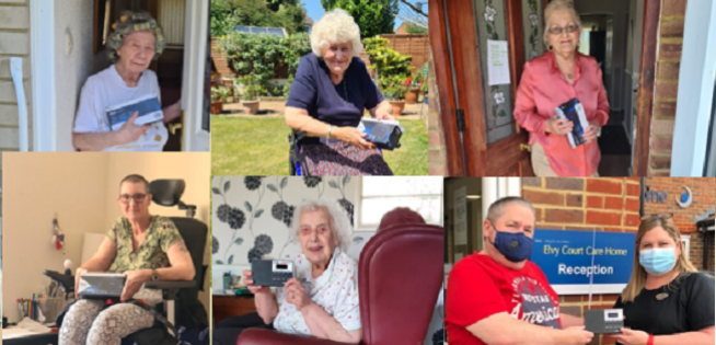 How We Help Tackle Isolation Throughout COVID