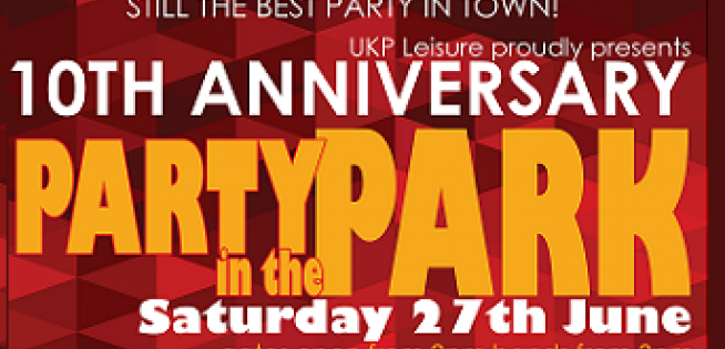 UKP Pavilion Party In The Park