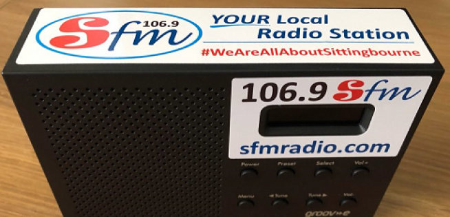 COVID-19 'On The Radio' Giveaway