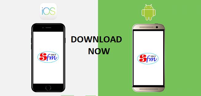How To Get The 106.9 SFM App