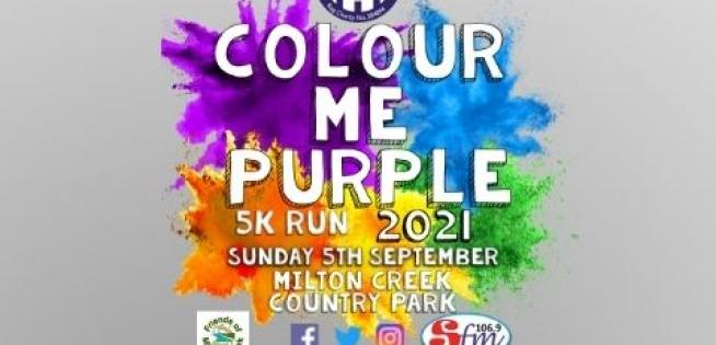 Colour Me Purple 5K Run