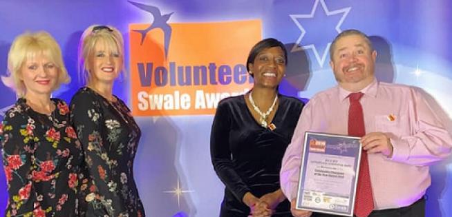Volunteer Swale Awards 2019