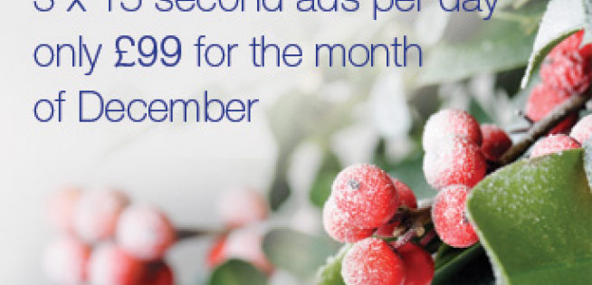 Our Amazing Xmas Classified Ad Offer Is Back For 2015!