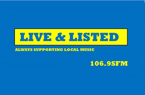 Live & Listed on Monday evenings