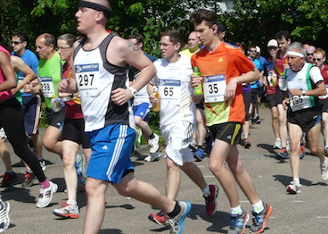 Record Number Take Part In 10K Road Race