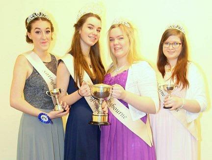 Miss Sittingbourne 2016 Selected