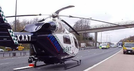 Appeal For Witnesses To M2 Collision