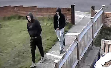 Police Release CCTV After Faversham Burglary