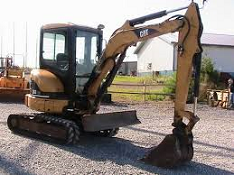 Organised Crime Gang Jailed For Digger Thefts