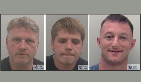 Four Men Jailed After Violent Eastchurch Attack