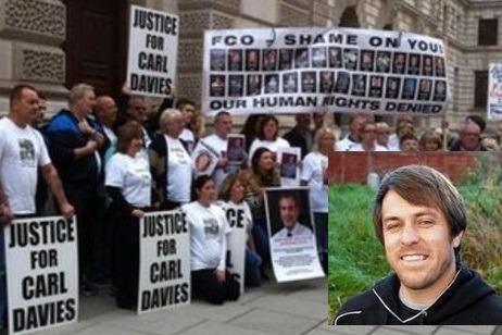 Carl Davies Murder - Guilty Verdict Delivered