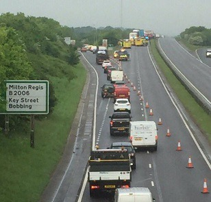 Witness Appeal After Two Separate A249 Collisions
