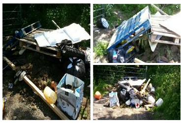 Sittingbourne 'Fly Tipper' Gets Hefty Fine