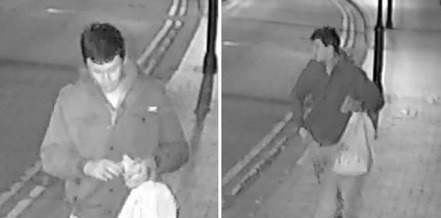 Sittingbourne Robbery - CCTV Images Released