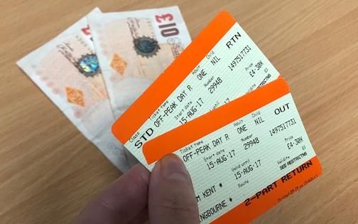 Rail Fare Price Rise Announced Today