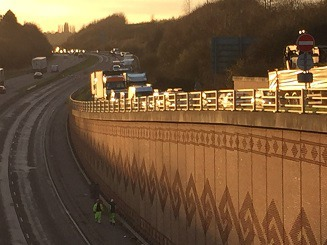 Possible Re-Opening Of One Lane On The A249