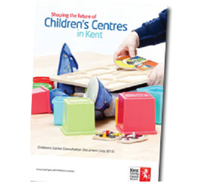 KCC Consultation On Children's Centre Closure